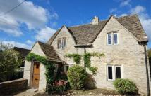 4 bed Cottage in Sherston