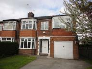 semi detached home to rent in Woodhall Way, Beverley