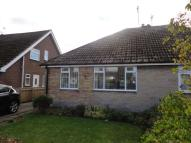 2 bedroom Bungalow to rent in Westlands Way, Beverley