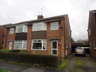 3 bedroom semi detached property to rent in The Paddock, Beverley
