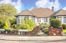 2 bed Bungalow in Castleton Road, Eastcote...