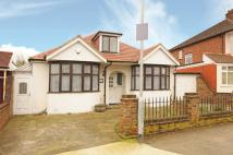 Bungalow in Eversley Crescent...
