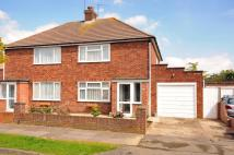 2 bedroom semi detached home in Lynmouth Drive...