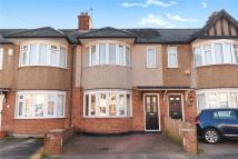 Exmouth Road Terraced house for sale