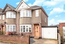 Dulverton Road End of Terrace house for sale