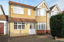4 bedroom semi detached property in Lynmouth Drive...