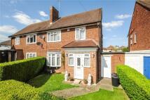 semi detached house in Melton Close, Eastcote...