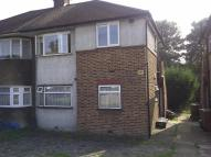 2 bed Maisonette to rent in Eversley Ave...