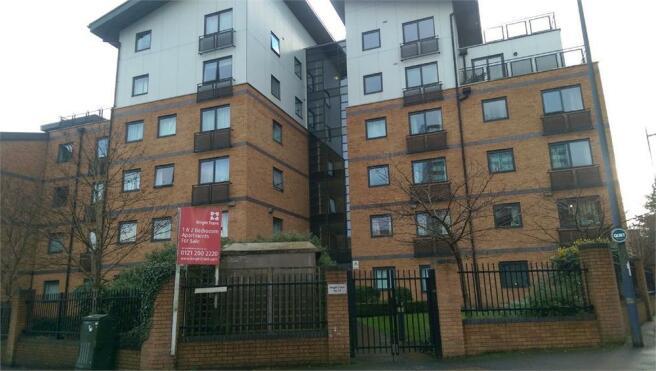 1 bedroom apartment for sale in 72 bishopsgate street birmingham west midlands b15 for 1 bedroom apartments birmingham