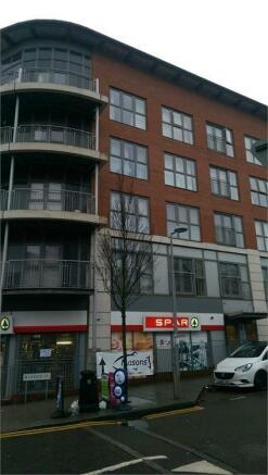 bedroom apartment to rent in 79 cregoe street park central
