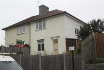 3 bed semi detached property in Galahad Road