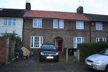 2 bed Terraced house for sale in Roundtable Road