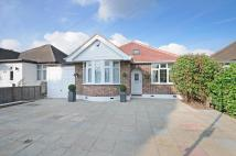 Bungalow for sale in Woodford Crescent...