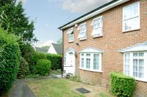 Terraced property in Waxwell Lane, Pinner...