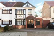 semi detached home for sale in Lyndhurst Avenue, Pinner...