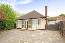 Bungalow for sale in Uxbridge Road...