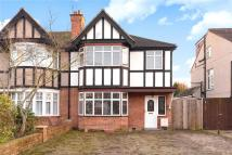 semi detached house for sale in Deane Croft Road, Pinner...