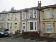 Terraced home in Gilbert Road, Redfield...