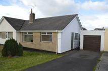 Semi-Detached Bungalow in Wallenge Drive, Paulton