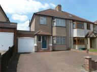 3 bedroom semi detached house to rent in Marne Avenue, Welling...