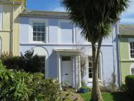 Terraced house for sale in Regent Square, Penzance