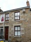 Terraced house in Penzance, Cornwall