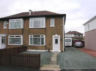 semi detached house for sale in Douglas Road, Renfrew