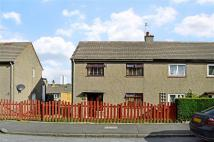 semi detached property in Hollows Avenue, Paisley