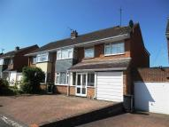 4 bed semi detached home in Wroughton Swindon