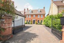 Detached home in Noak Hill Road...