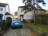semi detached property in Eversleigh Gardens...