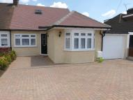 St. Albans Avenue Semi-Detached Bungalow for sale