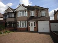 5 bed semi detached home in Sycamore Avenue...