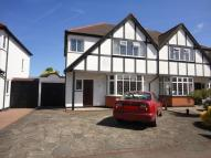 semi detached home for sale in Southview Drive...