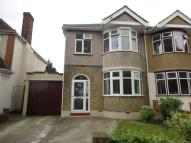 semi detached house in Westbury Terrace...
