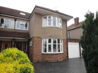 semi detached home for sale in Argyle Gardens...