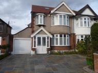 semi detached home in Gaynes Park Road...
