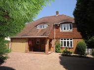 Detached house for sale in The Fairway, Upminster...