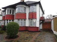 3 bed semi detached house in Elm Avenue, Upminster...