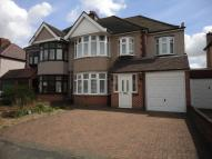 5 bedroom semi detached home in Sycamore Avenue...