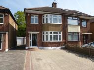3 bed semi detached home for sale in Hornminster Glen...