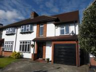 semi detached house in Fairfield Avenue...