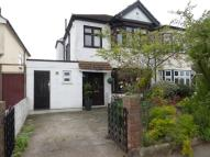 Terraced house in Sunnings Lane, Upminster...