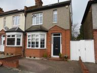 St. Lawrence Road semi detached house for sale