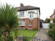 3 bed semi detached house in Grosvenor Gardens...