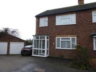 3 bedroom semi detached home for sale in Longwood Close...