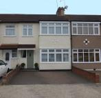 3 bed Terraced home for sale in Norfolk Road, Upminster...