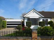 Semi-Detached Bungalow for sale in Derby Avenue, Upminster...