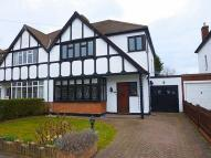 Southview Drive semi detached property for sale