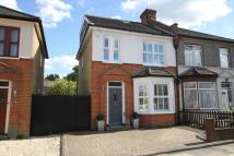 semi detached house in St. Lawrence Road...